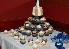 Vegan almond/vanilla cupcakes - October 2014