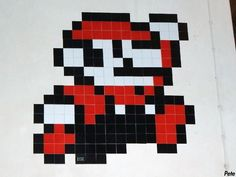 Mario By Space Invader