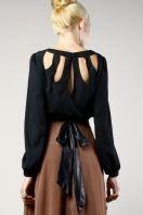 blouse cut out