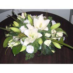 White Lily Arrangement — Buy White Lily Arrangement, Price , Photo ...