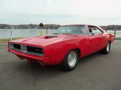 1969 Dodge Charger R/T 440 4spd