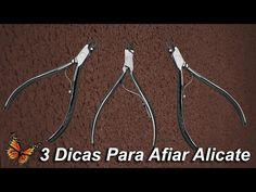 Como Afiar Alicate de Unhas em Casa - YouTube Acrylic Nails At Home, Pedicure, Youtube, Hacks, Good Things, How To Make, Hair Cuts, Painting Plastic Chairs, Teeth Cleaning