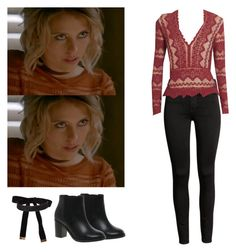 Freya Mikaelson - The Originals by shadyannon on Polyvore featuring polyvore fashion style ASOS Cybele clothing