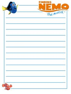 Journal Card - Finding Nemo Musical - lines - 3x4 photo dis_32a_finding_nemo_musical_lines_zps297e17ac.jpg