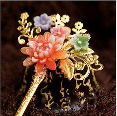 Chinese-Style-Wedding-Headband-Hairpin-Luxury-Gold-Bridal-Tiaras-Prom-Gifts