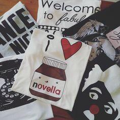 T-shirts descoladas,fashion e cool você encontra em nossa loja online! Corre pra lá e se encante com essas belezuras fashion!