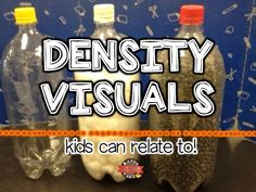 Kate's Science Classroom Cafe: Teaching Density with Visuals