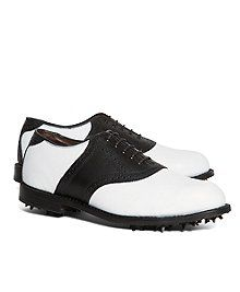 Find high-performance, great-looking men's golf apparel at Brooks Brothers. Shop men's golf shirts, pants, shorts and more to hit the course with confidence. Golf Shoes, Tap Shoes, Dance Shoes, Mens Golf Outfit, High Top Sneakers, Sneakers Nike, Brooks Brothers Men, Goodyear Welt, Black Rubber
