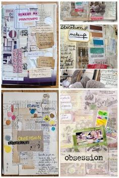 nice self smash journalling by elisa p