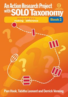An Action Research Project with SOLO Taxonomy Bk 2 Cover Solo Taxonomy, Action Research, Research Projects, Classroom, Teaching, Education, Cover, How To Make, Class Room
