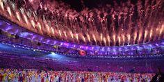 Rio 2016 : Cérémonie d'ouverture Jeux Olympiques