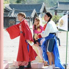 KBS Chuseok Special 'Ressurection of the Royals' Update