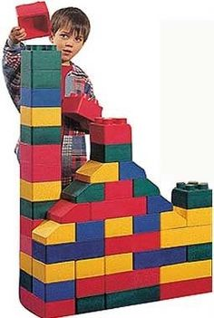 Big Block Lego