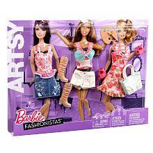 Barbie Sweet Wardrobe Fashion Doll Outfit - Artsy