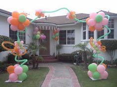 Divine balloon work omg!