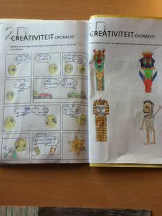 Creativiteit (mag je zelf bedenken hoe je het maakt)