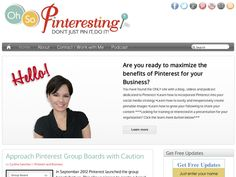 Pinterest Success:  Creative Ways to Use Pinterest for Your Business