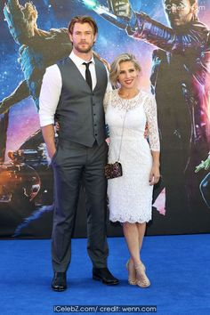 Chris Hemsworth 'Guardians of the Galaxy' UK Premier held at the Empire Cinema, Leicester Square http://icelebz.com/events/_guardians_of_the_galaxy_uk_premier_held_at_the_empire_cinema_leicester_square/photo3.html