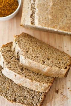 Scandi Home: Buckthorn berry and rye bread