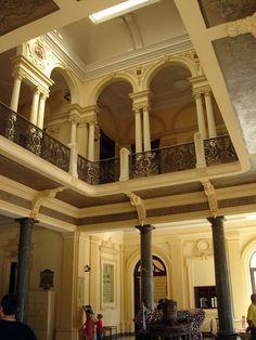 Museu de artes e ofícios em Belo Horizonte, Minas Gerais...