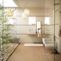 Superbe Natural Light Bathroom