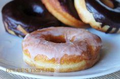 DONUTS CASEROS ~ The Spanish Food