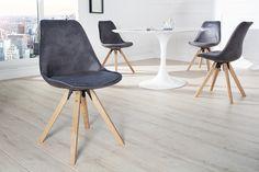 Besucherstuhl PEGLEG walnuss mit Lehne Konferenzstuhl Lounge Retro Loft Stuhl