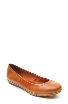 Rockport 'Total Motion' Ballet Flat (Women) available at #Nordstrom