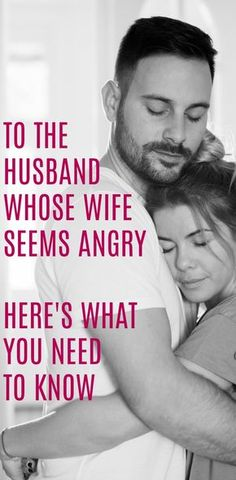 If your wife seems angry, you need to read this real and honest post from a mom that realized exactly why she seemed so angry. Share it with your spouse. #marriage #motherhood #momlife parenting #parenthood #raisingkids #positiveparenting