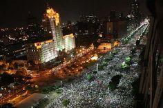 Protestos reúnem mais de 1 milhão nas ruas pelo País;