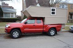 DIY Truck Bed Camper Build - Imgur