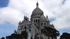 Au #SacréCœur #Paris June 2014 www.pinterest.com/annbri/