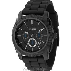 Mens Fossil Chronograph Watch FS4487 gotta have my timepiece swagg on point