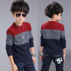 >> Click to Buy << 2015 Kids boys autumn clothing boys handmade sweater the twist color sweater top dress outside coat of kid boys #Affiliate