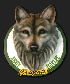 wolf-cake | Flickr - Photo Sharing! Dog Cakes, Cupcake Cakes, Wolf Cake, Cake Hacks, Sculpted Cakes, Animal Cakes, Halloween Cakes, Cute Cakes, Creative Cakes