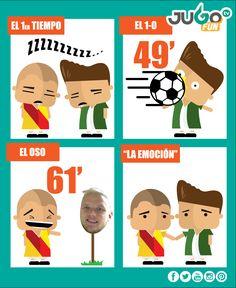 ¡Felicidades a quienes no se durmieron durante el Monarcas Morelia vs. Club León Oficial!  #Liguilla2016 #LigaMX #somosJUGOtv