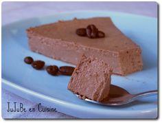 Flan / Tarte / Cheesecake Dukan chocolat - café