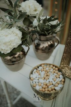 Check out the gold and olive details! Custom made everything, your own unique way! Wedding Decorations, Table Decorations, Wedding Moments, Handmade Furniture, Natural Materials, Candles, Make It Yourself, Unique, Check