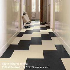 forbo marmoleum click hallway