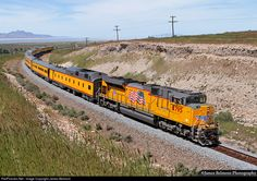 RailPictures.Net Photo: UP 8795 Union Pacific EMD SD70ACe at Erda, Utah by James Belmont