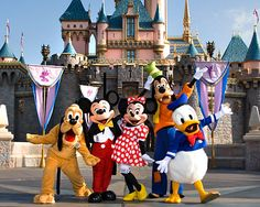 Can't wait to take my Hubby and our Daughter there for their first time!  :) I love Disney!