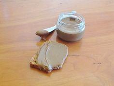 Creme de Avelãs: Manteiga de Sementes de Girassol (Saudável, Sem Glúten, Vegan, Sem Lactose, Sem Adição de Açúcares)