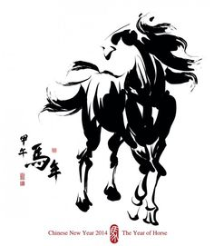 So excited for the Year of the Horse!!! ♥ Now things will happen, and happen fast... starts January 30th