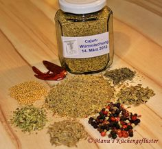Cajun-Würzmischung Spice Mixes, Spices, Dressing, Herbs, Favorite Recipes, Blog, Dip, Label, Search