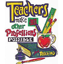 Our teachers are professionals and are continually looking for ways to hone their craft. They are not the only stakeholder that needs to bear responsibility for education outcomes. There are plenty of people that should be actively engaged in public education: Students, Parents, Teachers and Administrators.     So, let's roll up our sleeves, work together and make Tennessee #1 in the nation in education.  Success will come from working together, not casting stones or ignoring vital issues.