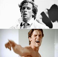 Christian Bale - American Psycho