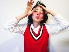卒業!の画像(4/9) Rena Nounen, Character Poses, Felt, Kawaii, Tumblr, Woman, Girls, Cute, People