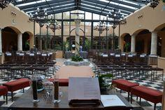 Todo está listo para el Si quiero. #boda #ceremonia