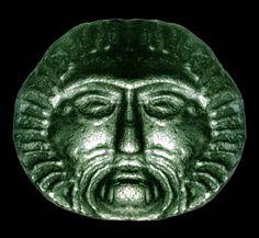 Celtic Coin of Belinus Celtic Sun god