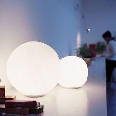 Artemide Dioscuri Modern Table Lamp by Michelle de Lucchi   Stardust Modern Design
